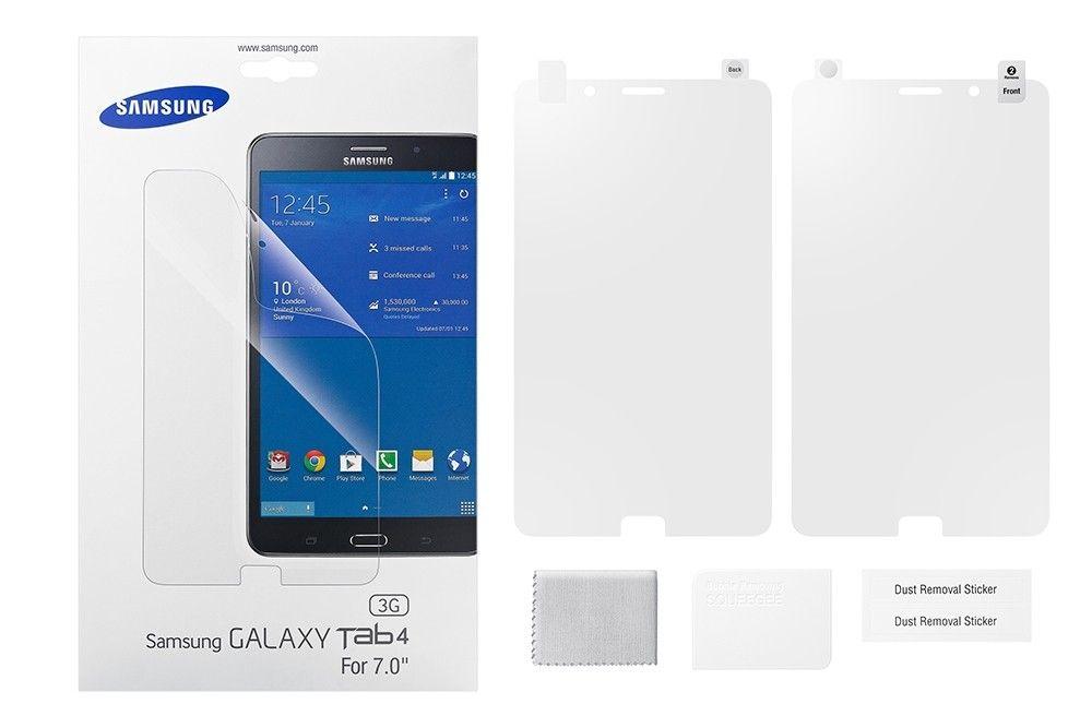 Защитная пленка Samsung для Galaxy Tab 4 7.0 (ET-FT230CTEGRU) - 2