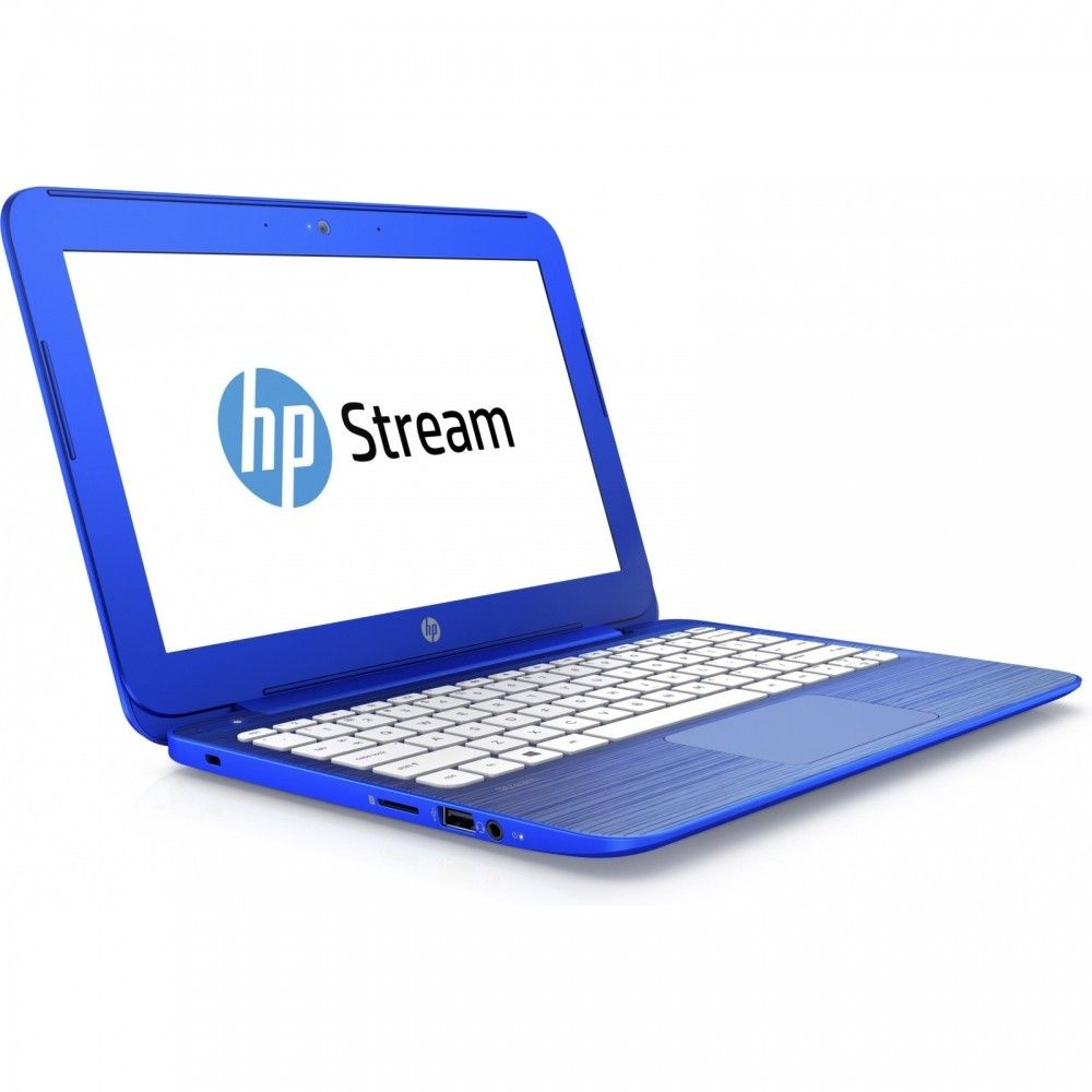 Ноутбук HP Stream 11-r000ur (N8J54EA) Blue - 4