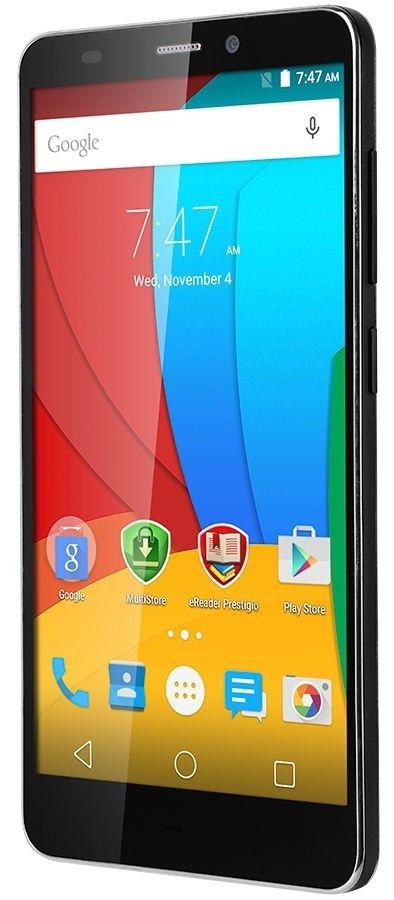 Мобильный телефон Prestigio MultiPhone Grace S5 LTE 5551 Duo Black - 4