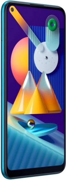 Смартфон Samsung Galaxy M11 3/32GB (SM-M115FMBNSEK) Blue от Територія твоєї техніки - 2