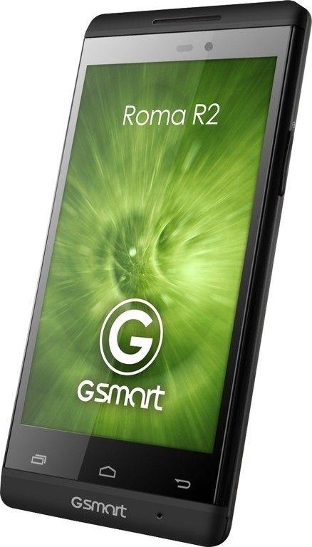 Мобильный телефон Gigabyte Gsmart Roma R2 Plus Black - 2