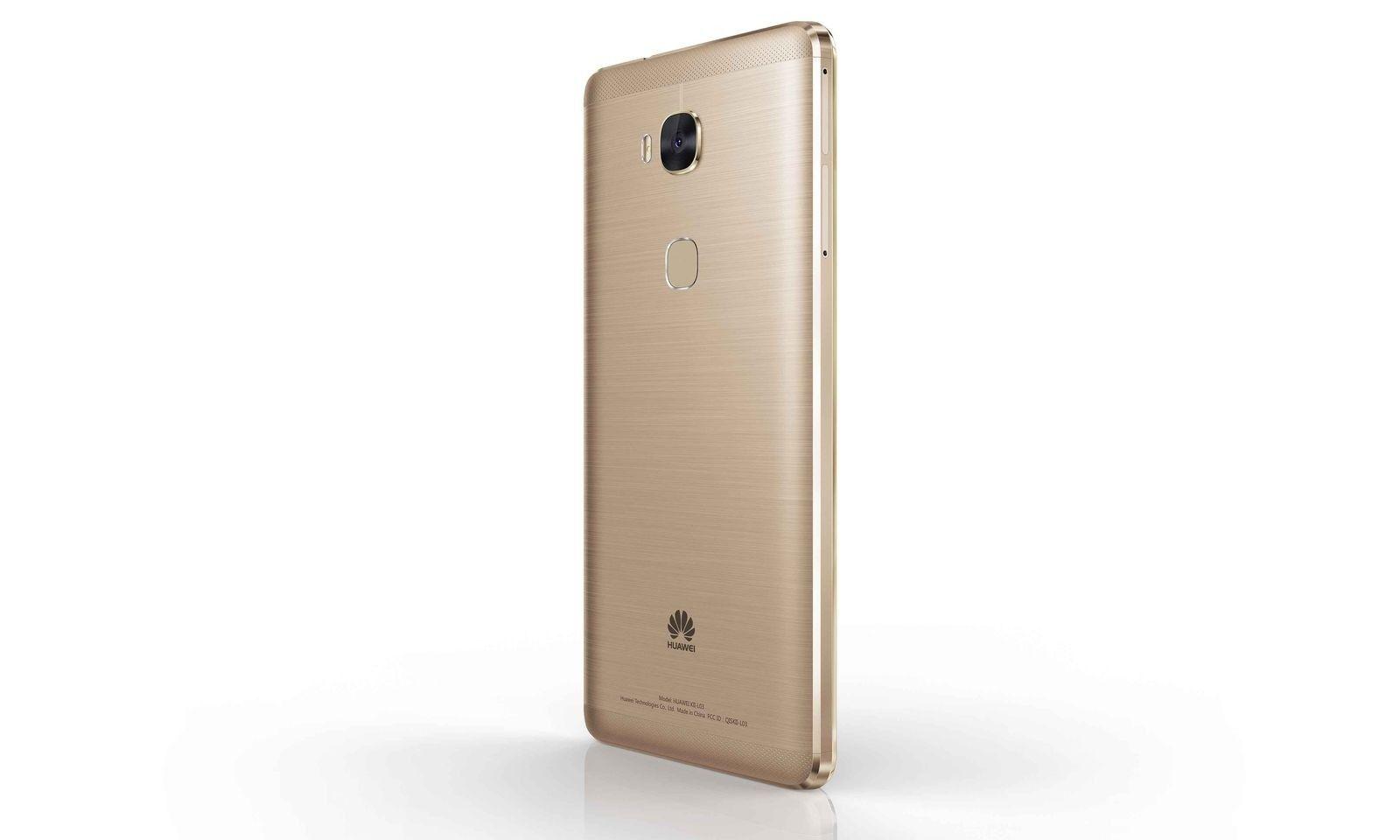 Мобильный телефон Huawei GR5 Dual Sim Gold - 5