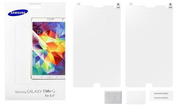 """Защитная пленка Samsung для Galaxy Tab S 8.4"""" (ET-FT700CTEGRU) - 1"""