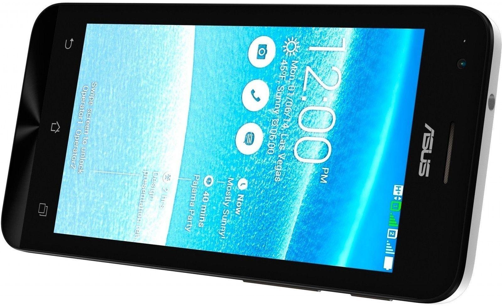 Мобильный телефон Asus ZenFone C (ZC451CG) White - 4