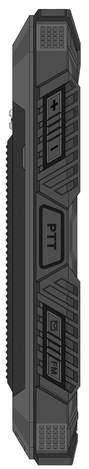 Мобильный телефон Sigma mobile X-treme PQ15 Black - 3
