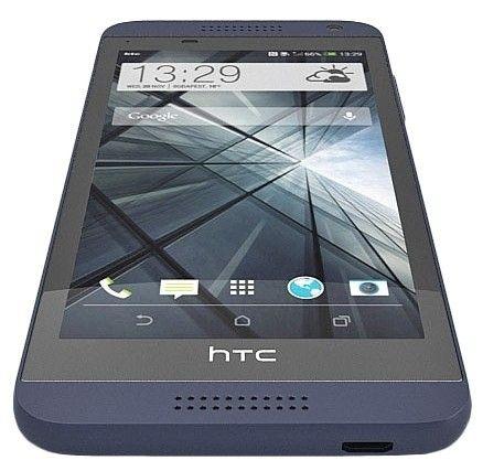 Мобильный телефон HTC Desire 610 Navy Blue - 4