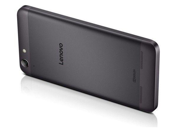 Мобильный телефон Lenovo Vibe K5 Note (A7020A40) Grey - 1