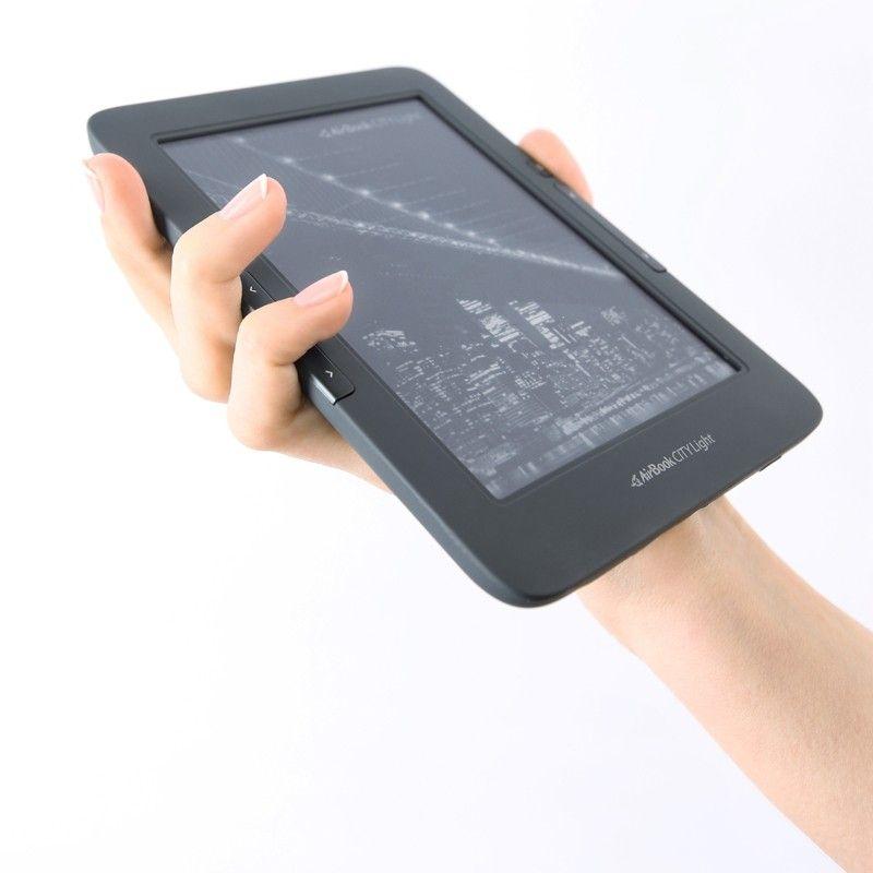 Электронная книга AirBook City Light Touch Black - 1