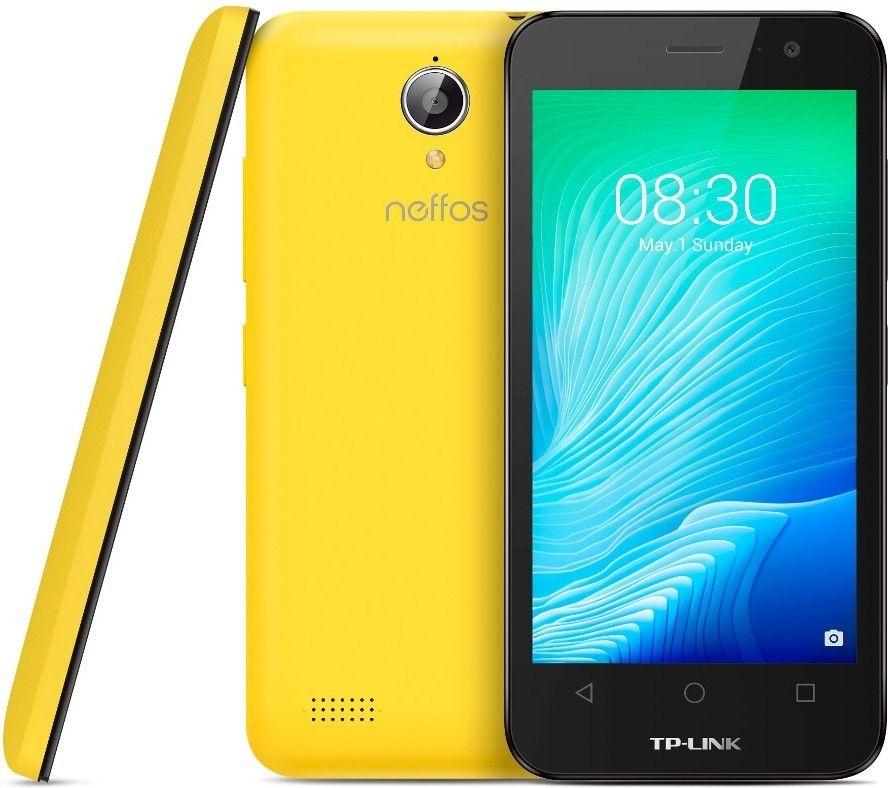 Мобильный телефон TP-LINK Neffos Y5L (TP801A31UA) Sunny Yellow - 1