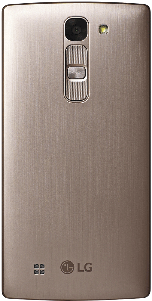Мобильный телефон LG Magna Y90 H502F Gold - 1