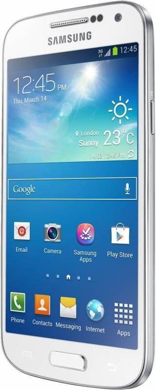 Мобильный телефон Samsung I9190 Galaxy S4 Mini White - 1