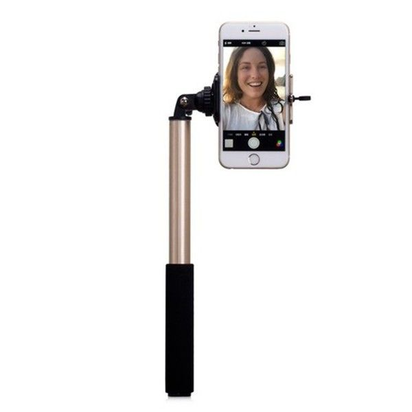 Монопод для селфи MOMAX Selfifit Bluetooth Selfie Pod 90cm Golden (KMS1NL) - 1