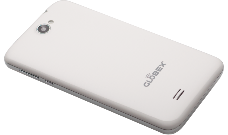 Мобильный телефон Globex GU6011B White - 1