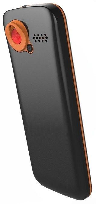 Мобильный телефон Sigma mobile Comfort 50 Mini3 Grey-Orange - 3