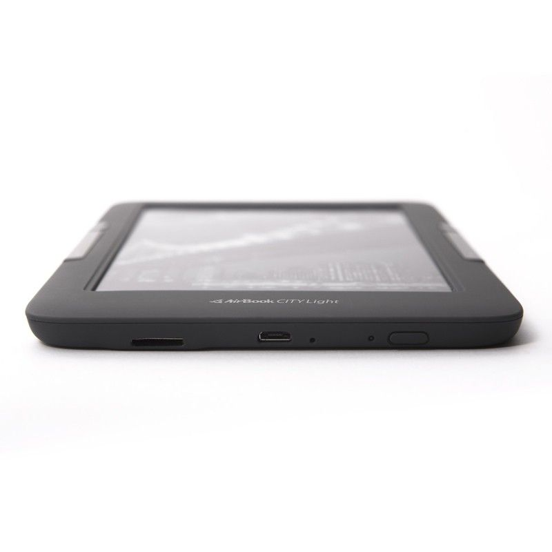 Электронная книга AirBook City Light Touch Black - 2
