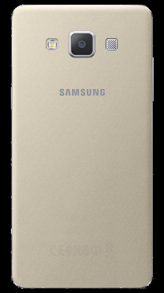 Мобильный телефон Samsung Galaxy A5 Duos SM-A500H Gold - 2