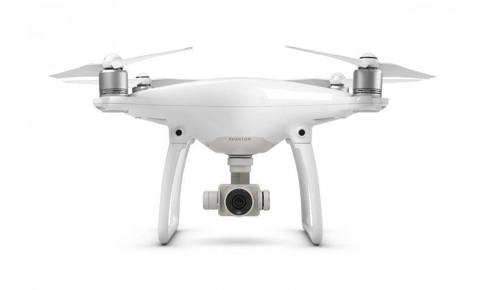 Квадрокоптер с камерой DJI Phantom 4 - 1