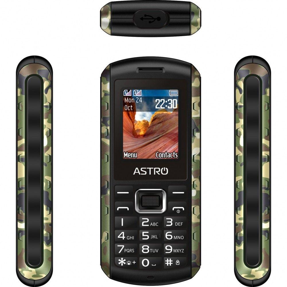Мобильный телефон Astro A180 RX Camo - 2