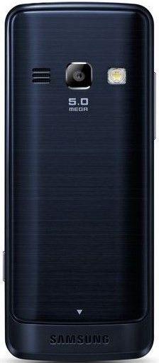 Мобильный телефон Samsung S5611 Black - 1