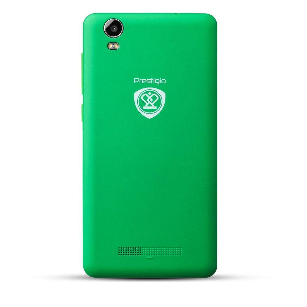 Мобильный телефон Prestigio Wize P3 3508 DUO Green - 1