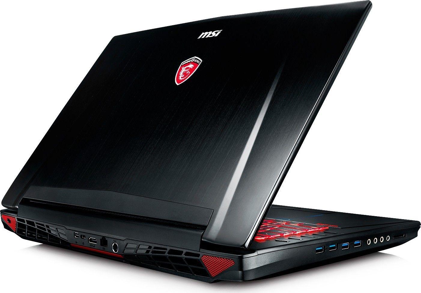 Ноутбук MSI GT72-6QD Dominator G (GT726QD-214UA) - 2