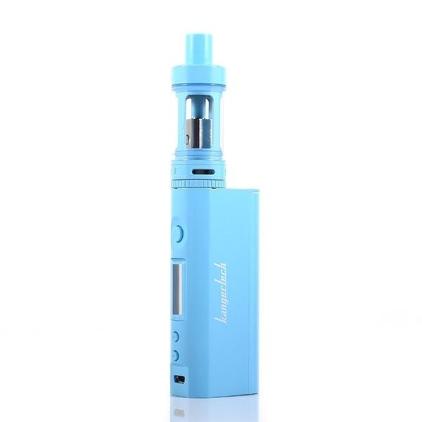 Стартовый набор Kanger SUBOX Mini Starter kit Blue (KRSBMK3) - 2