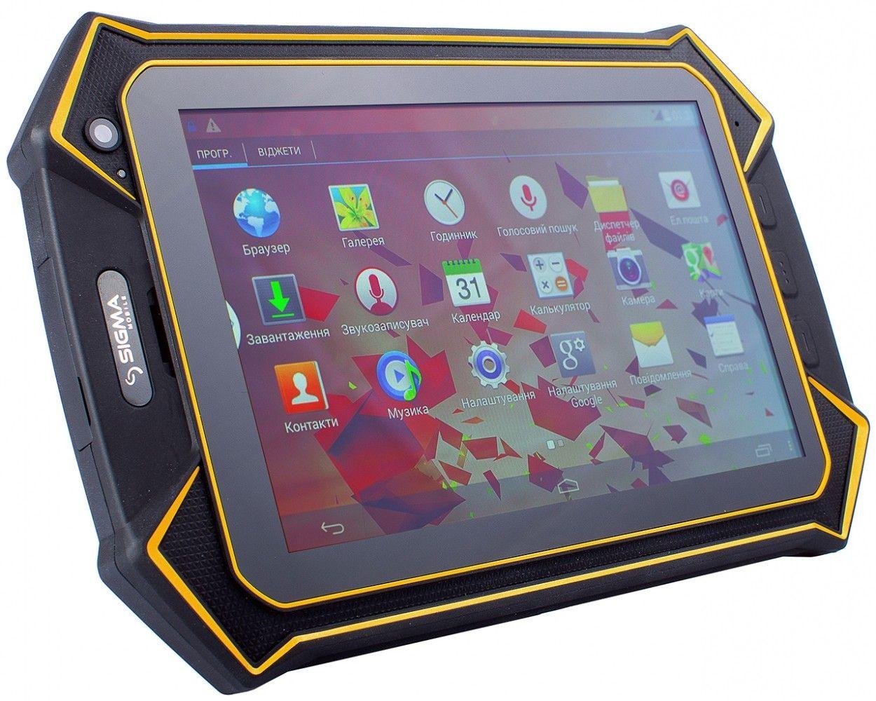 Планшет Sigma mobile X-treme PQ70 - 2