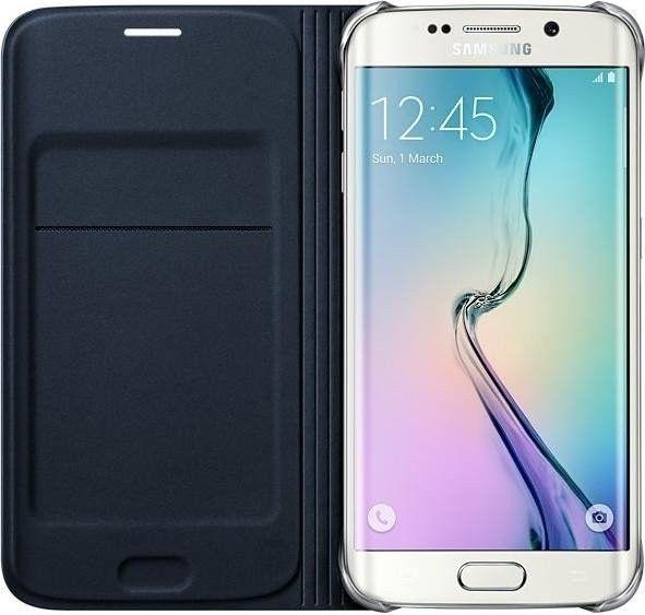 Чехол Samsung Zero Edge для Samsung Galaxy S6 Edge BlueBlack (EF-WG925BBEGRU) - 2
