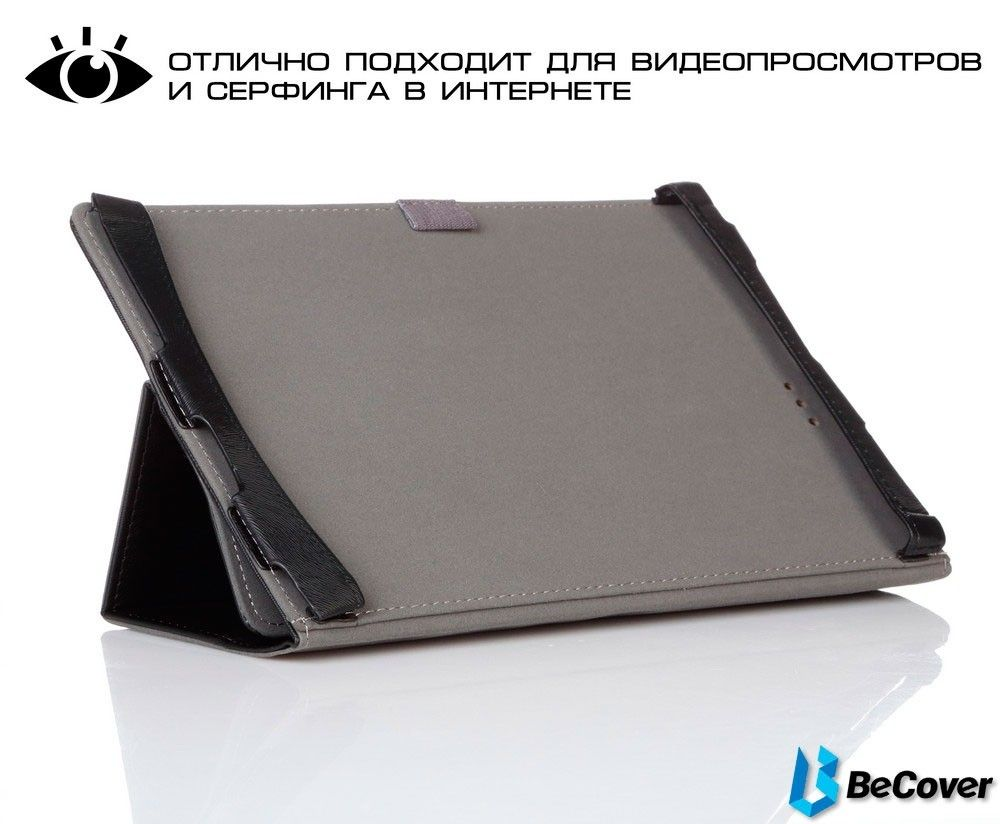 Чехол-книжка BeCover Smart Case для Asus Transformer Book T100TA Black - 2
