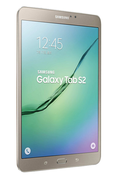 "Планшет Samsung Galaxy Tab S2 8.0"" 32GB LTE Gold (SM-T715NZDESEK) - 1"