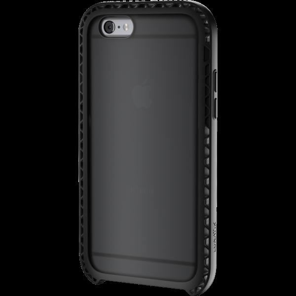 Чехол Lunatik SEISMIK Black/Smoke (SMK6-4704) for iPhone 6/6s - 3