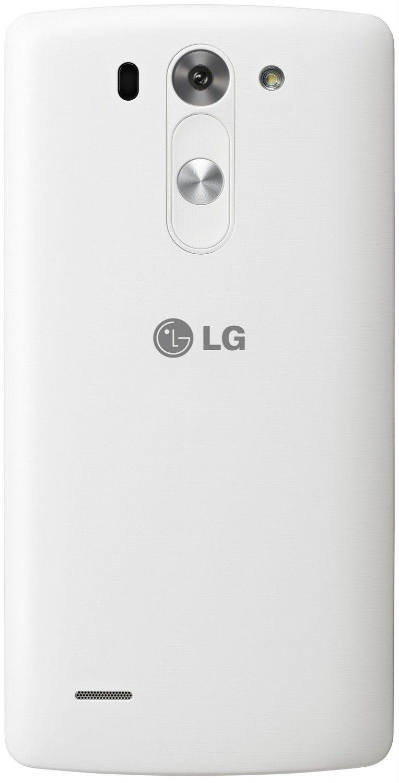 Мобильный телефон LG G3s Dual D724 White - 1