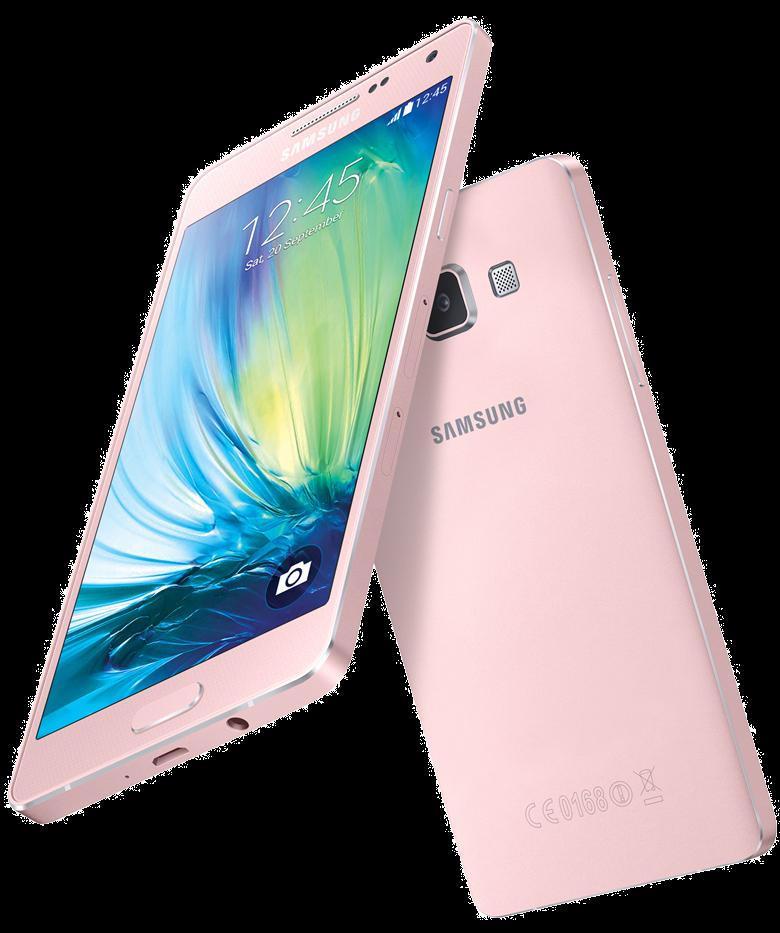 Мобильный телефон Samsung Galaxy A5 Duos SM-A500H Pink - 4