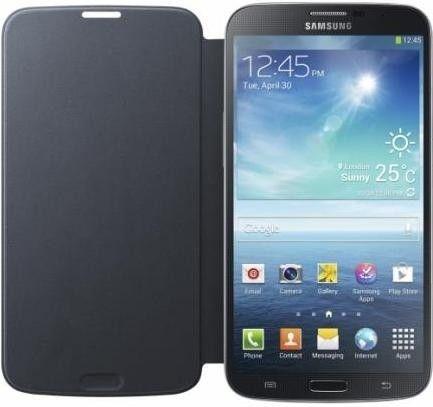 Чехол Samsung для Galaxy Mega 5.8 I9152 Black (EF-FI915BBEGWW) - 2