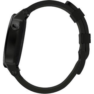 Смарт часы Motorola Moto 360 2nd Generation Smartwatch 42mm Stainless Steel with Black Leather Strap - 2
