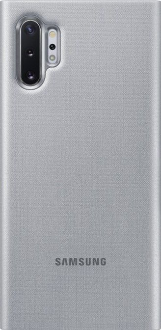 Чехол Samsung LED View Cover для Samsung Galaxy Note 10 Plus (EF-NN975PSEGRU) Silver от Територія твоєї техніки - 2