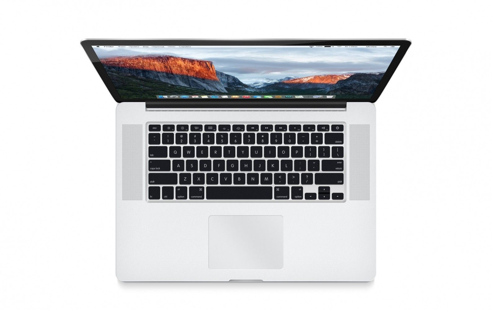 "Ноутбук Apple MacBook Pro Retina 15"" (MJLQ2UA/A) - 4"
