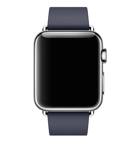 Ремешок Modern для Apple Watch 38мм (MJ5A2/MJ5C2) Midnight Blue - 3