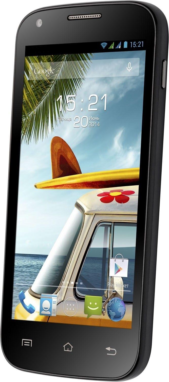 Мобильный телефон Fly IQ4406 ERA Nano 6 Black - 6