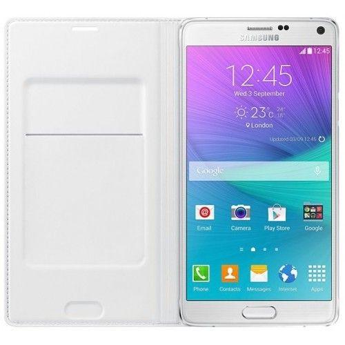Чехол Samsung для Samsung Galaxy Note 4 N910H White (EF-WN910BWEGRU) - 2