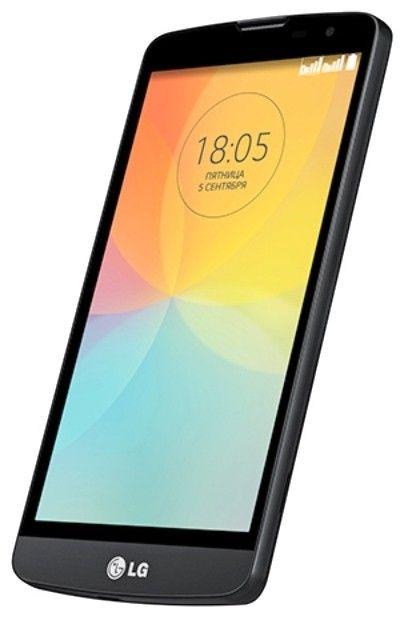 Мобильный телефон LG L Bello D335 Black - 1