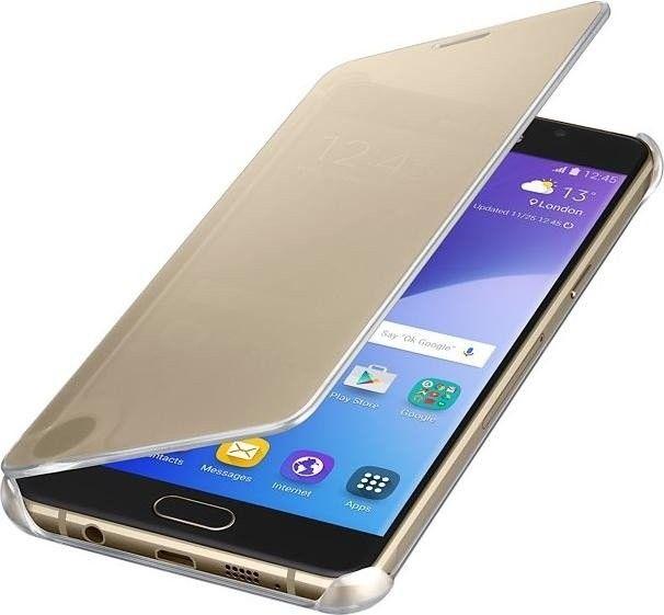 Чехол-книжка Samsung A510 EF-ZA510CFEGRU Gold - 2