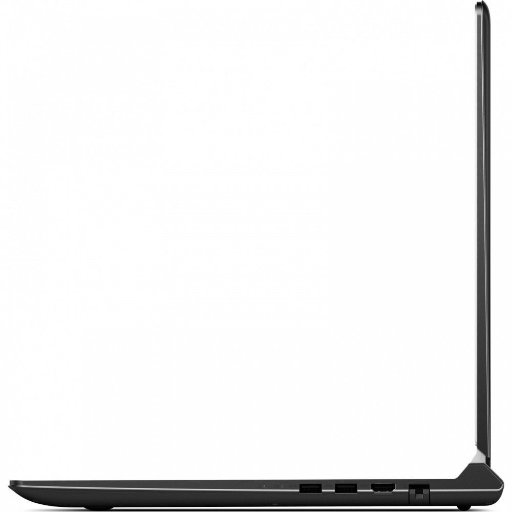 Ноутбук Lenovo IdeaPad 700-17 (80RV0016UA) Black - Silver - 6