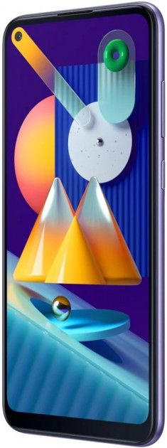 Смартфон Samsung Galaxy M11 3/32GB (SM-M115FZLNSEK) Violet от Територія твоєї техніки - 4