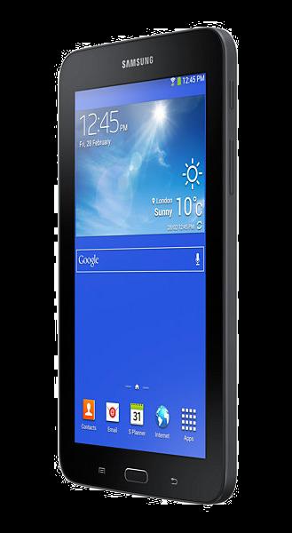 Планшет Samsung Galaxy Tab 3 Lite 7.0 VE 8GB 3G Black (SM-T116NYKASEK) - 1