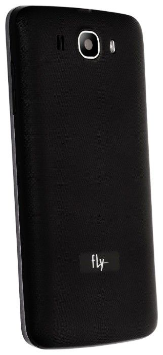 Мобильный телефон Fly IQ4515 EVO Energy 1 Black - 4