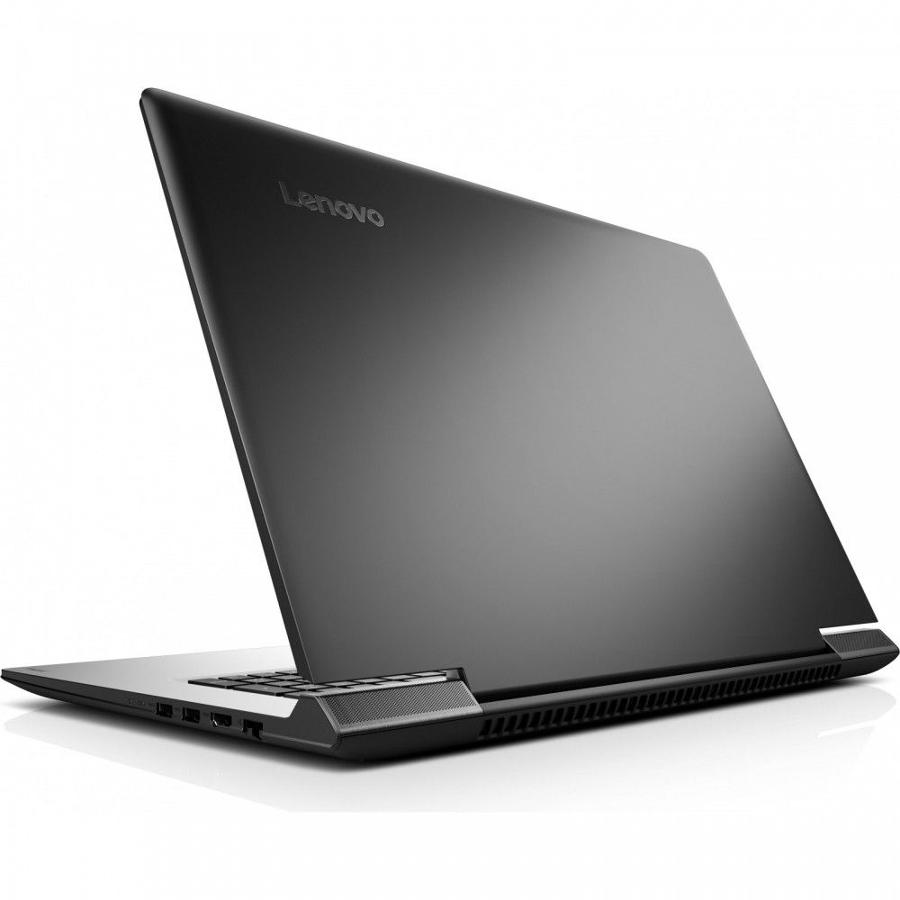 Ноутбук Lenovo IdeaPad 700-17 (80RV0016UA) Black - Silver - 9