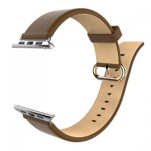 Ремешок Modern для Apple Watch 38мм (MJ542/MJ552) Brown - 1