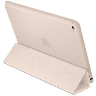 Чехол-книжка Apple Smart Case Leather для iPad Air 2 (MGTU2) Soft Pink - 1