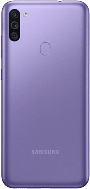 Смартфон Samsung Galaxy M11 3/32GB (SM-M115FZLNSEK) Violet от Територія твоєї техніки - 5